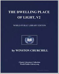 The Dwelling Place of Light, Volume 2 by Churchill, Winston, Sir