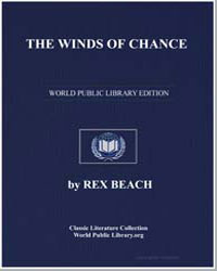 The Winds of Chance by Beach, Rex