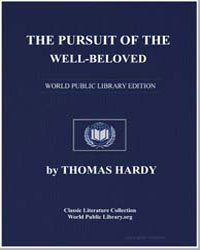 The Pursuit of the Well-Be Loved by Hardy, Thomas