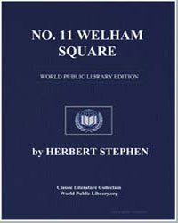 No. 11 Welham Square by Stephen, Herbert, Sir