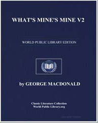 What's Mine's Mine : Volume 2 by Macdonald, George