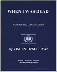 When I Was Dead by Osullivan Vincent