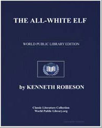 A Doc Savage Adventure : The All-White E... by Robeson, Kenneth
