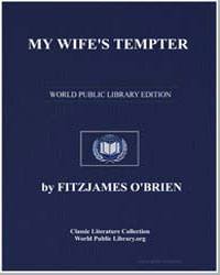 My Wife's Tempter by O'Brien, Fitz-James