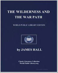The Wilderness and the War Path by Hall, James