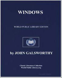 Windows by Galsworthy, John