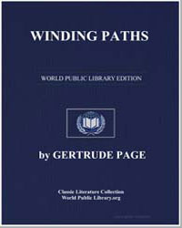 Winding Paths by Page, Gertrude