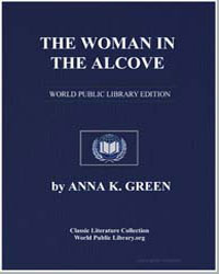 The Woman in the Alcove by Green, Anna Katharine