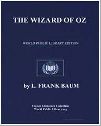 The Wizard of Oz by Baum, Lyman Frank