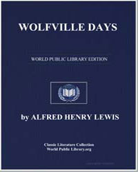Wolfville Days by Lewis, Alfred Henry