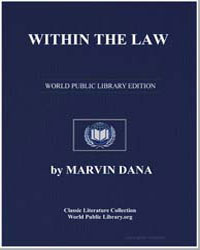 Within the Law by Dana, Marvin