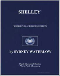Shelley by Waterlow, Sydney