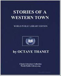 Stories of a Western Town by Thanet, Octave