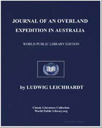 Journal of an Overland Expedition in Aus... by Leichhardt, Ludwig