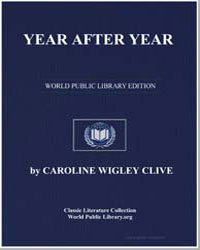 Year after Year by Clive, Caroline Wigley