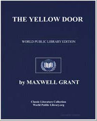 The Yellow Door by Grant, Maxwell