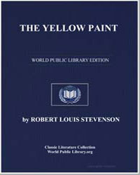 The Yellow Paint by Stevenson, Robert Louis