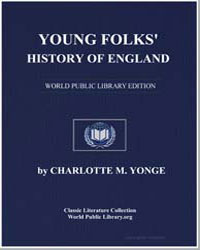 Young Folks' History of England by Yonge, Charlotte Mary