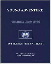 Young Adventure by Benét, Stephen Vincent