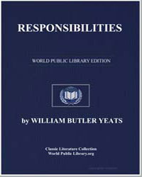 Responsibilities by Yeats, William Butler