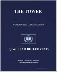The Tower by Yeats, William Butler