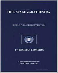 Thus Spake Zarathustra by Nietzsche, Friedrich