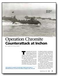 Operation Chromite Counterattack at Inch... by Ballard, John R.