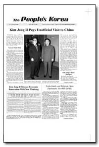 The People's Korea Kim Jong Il Pays Unof... by Jong Il, Kim