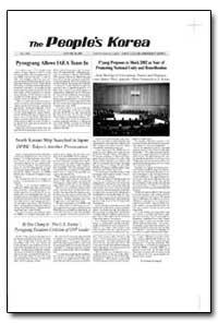 The People's Korea Pyongyang Allows Iaea... by Pk Staff Reporter