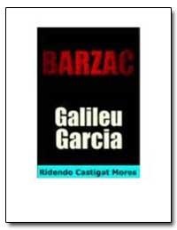 Barzac Paca Em Um Ato by Garcia, Galileu