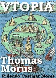 Vtopia by Morus, Thomas