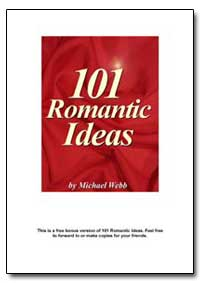 101 Romantic Ideas by Webb, Michael