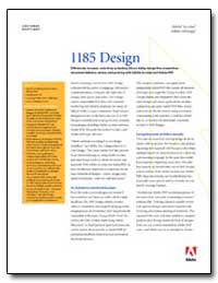 1185 Design by