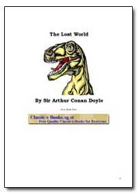 The Lost World by Doyle, Sir Arthur Conan