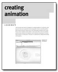 Creating Animation by