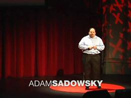 TEDx Projects USC : Adam Sadowsky engine... by Adam Sadowsky