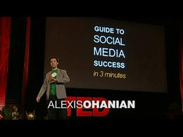 TEDtalks India Conference 2009 : Alexis ... by Alexis Ohanian