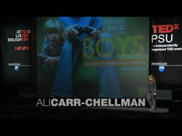 TEDx Projects PSU : Ali Carr-Chellman: G... by Ali Carr-Chellman