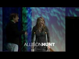 TEDtalks Conference 2007 : Allison Hunt ... by Allison Hunt