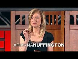 TEDtalks Women : Arianna Huffington: How... by Arianna Huffington