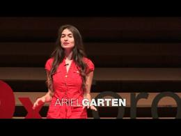 TEDx Projects Toronto 2011 : Ariel Garte... by Ariel Garten