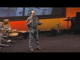 TEDtalks Conference 2002 : Arthur Ganson... by Arthur Ganson