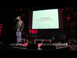 TEDtalks Global Conference 2012 : Beau L... by Beau Lotto and Amy O'Toole