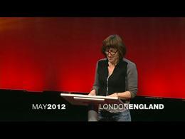 TEDtalks Salon London Spring 2012 : Beeb... by Beeban Kidron