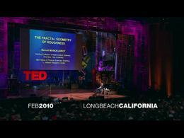 TEDtalks Conference 2010 : Benoit Mandel... by Benoit Mandelbrot