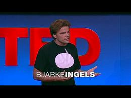 TEDtalks Global Conference 2009 : Bjarke... by Bjarke Ingels