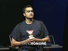 TEDtalks Global Conference 2005 : Carl H... by Carl Honore