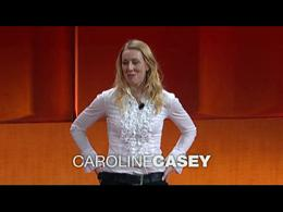 TEDtalks Women : Caroline Casey: Looking... by Caroline Casey