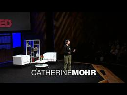 TEDtalks Conference 2010 : Catherine Moh... by Catherine Mohr