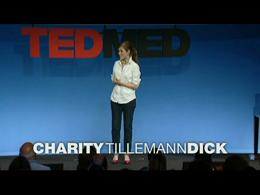 TEDtalks Medical Conference 2010 : Chari... by Charity Tillemann-Dick